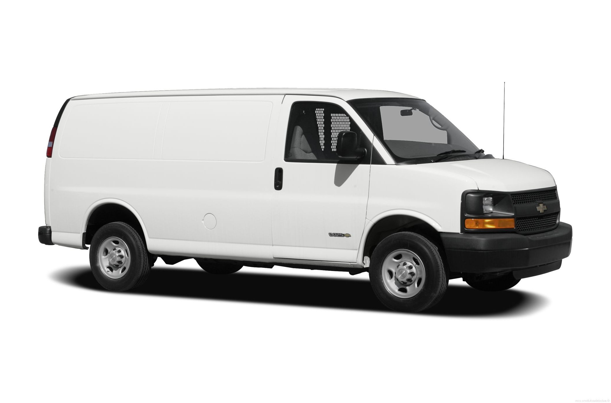 2017 Chevrolet Express 2500 Work Van >> Transportation Service - Riverdale Park District